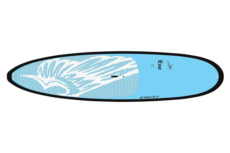 Evo 10'3 Soft deck