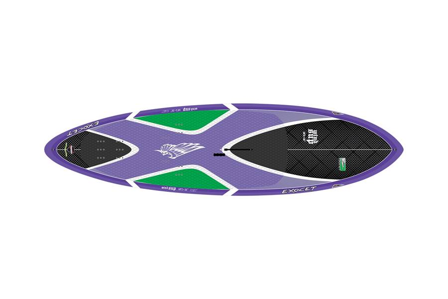 Windsup Wave 10'2 x 31'' Carbon Purple
