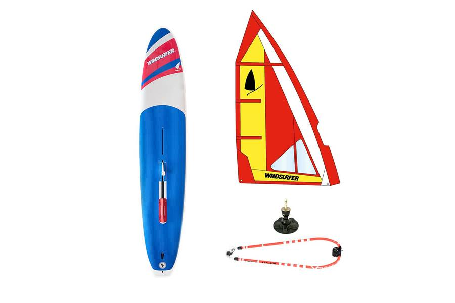 Pack Windsurfer OD Fire