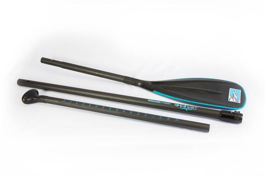 Paddle Hybrid Carbon/fiber 3 part