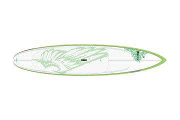 Marlin 12'6 AST Green