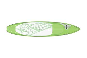 Marlin 12'6 Carbon Green